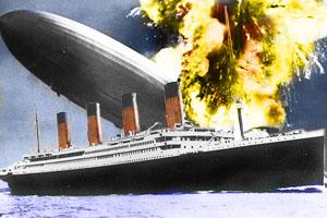 Titanic_Hindenburg